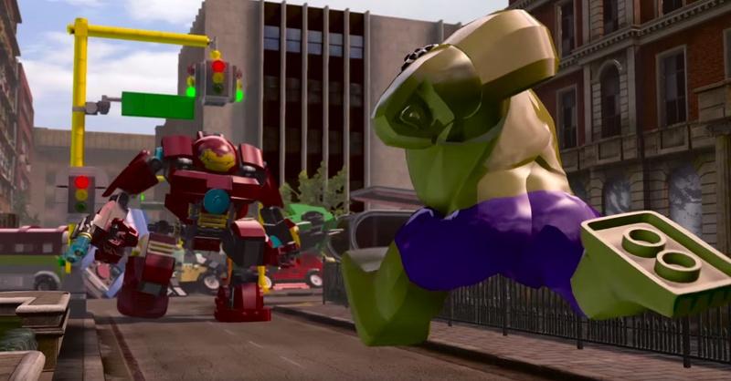 Мстители Лего Игра Скачать Через Торрент - фото 5