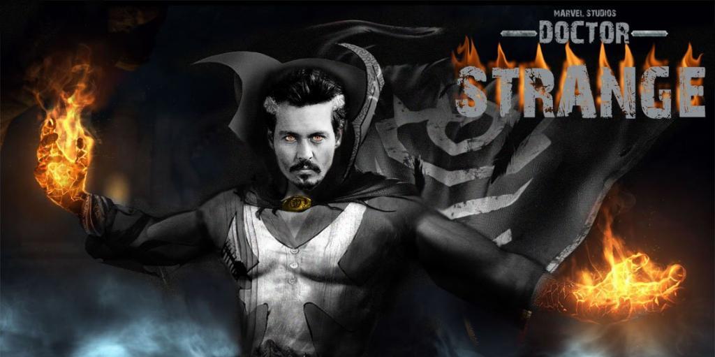 Доктор Стрэндж - Kinopoisk Ru