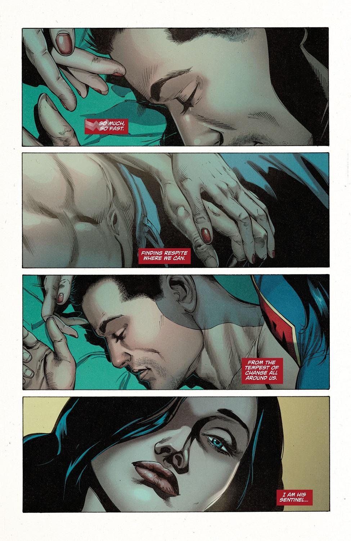 Бэтмен и черная канарейка занимаются сексом