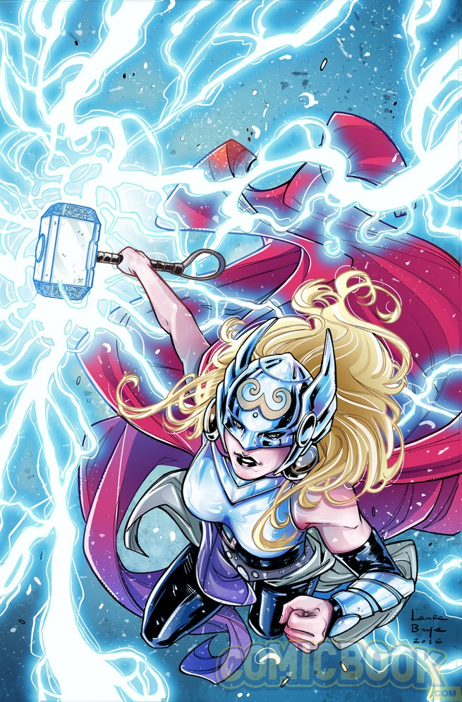Mighty Thor #5